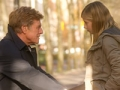 Robert Redford and Jackie Evancho in The Company You Keep