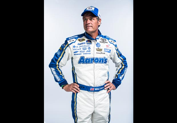 Driver Michael Waltrip, April Birthday
