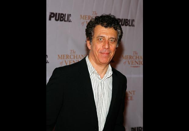Eric Bogosian, April Milestone