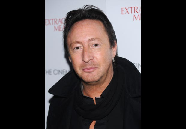musician Julian Lennon, April Birthday