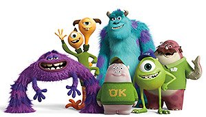 Summer movies for grownups aarp premiere preview 2013 bill newcott familiar 50 faces monsters university disney pixar cast