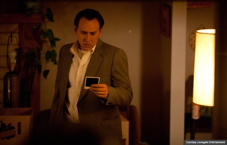 Nicolas Cage stars in The Frozen Ground. (Courtesy Lionsgate Entertainment)