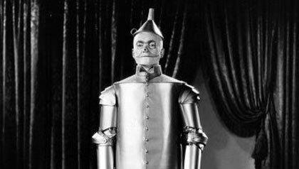 Buddy Ebsen, first cast as the Tin Man