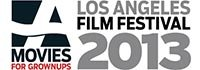 Movies for Grownups Los Angeles Film Festival 2013.
