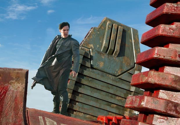 Benedict Cumberbatch in Star Trek: Into Darkness (Zade Rosenthal/Paramount Pictures)
