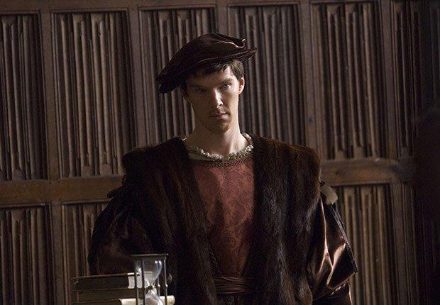 Benedict Cumberbatch in The Other Boleyn Girl.