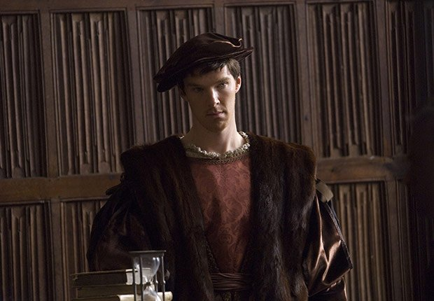 Benedict Cumberbatch in The Other Boleyn Girl.