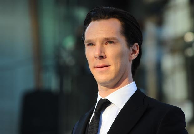 Benedict Cumberbatch at UK premier of Star Trek: Into Darkness. (Stuart C. Wilson/Getty Images)