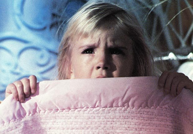 horror movies poltergeist curse movie haunted scary heather o'rourke 1982 (MGM/courtesy Everett Collection)