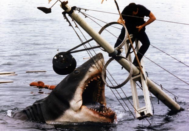 JAWS (Courtesy Everett Collection)