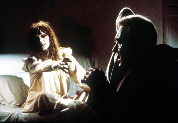 THE EXORCIST (Courtesy Everett Collection)