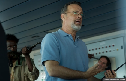 Tom Hanks in Captain Phillips. (Hopper Stone/Columbia Pictures)