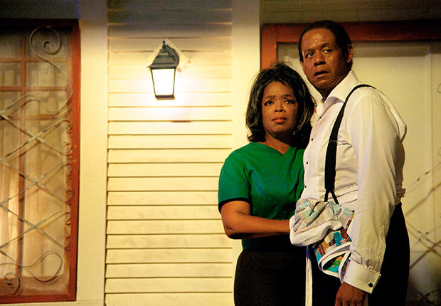 Oprah Winfrey and Forest Whitaker in The Butler. Top 10 Movies of 2013.