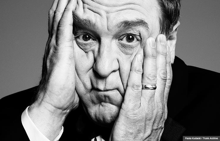John Goodman photographed Feb 07 2013 for Time Magazine (Paola Kudacki / Trunk Archive)