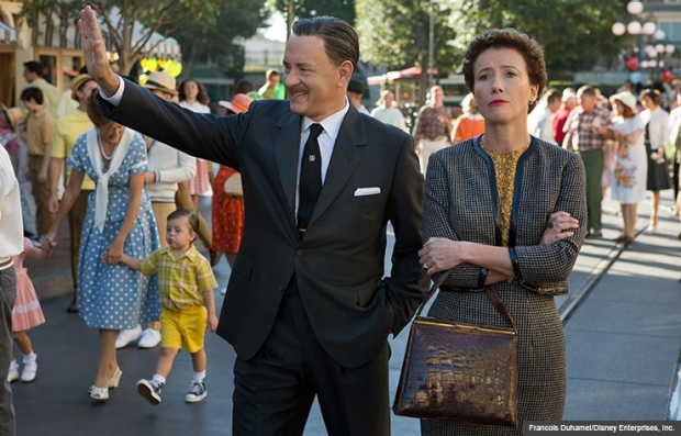 Saving Mr. banks (Francois Duhamel/Disney Enterprises, Inc.)