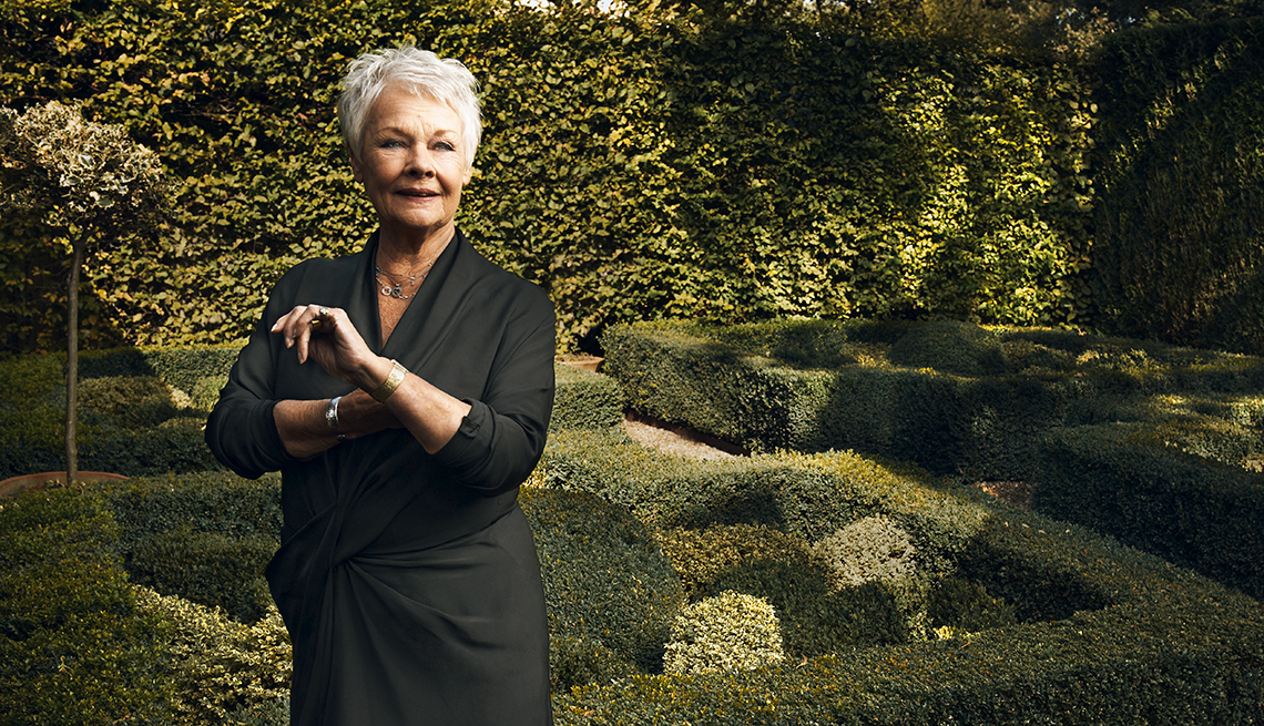 Judi Dench, actor, What I Know Now