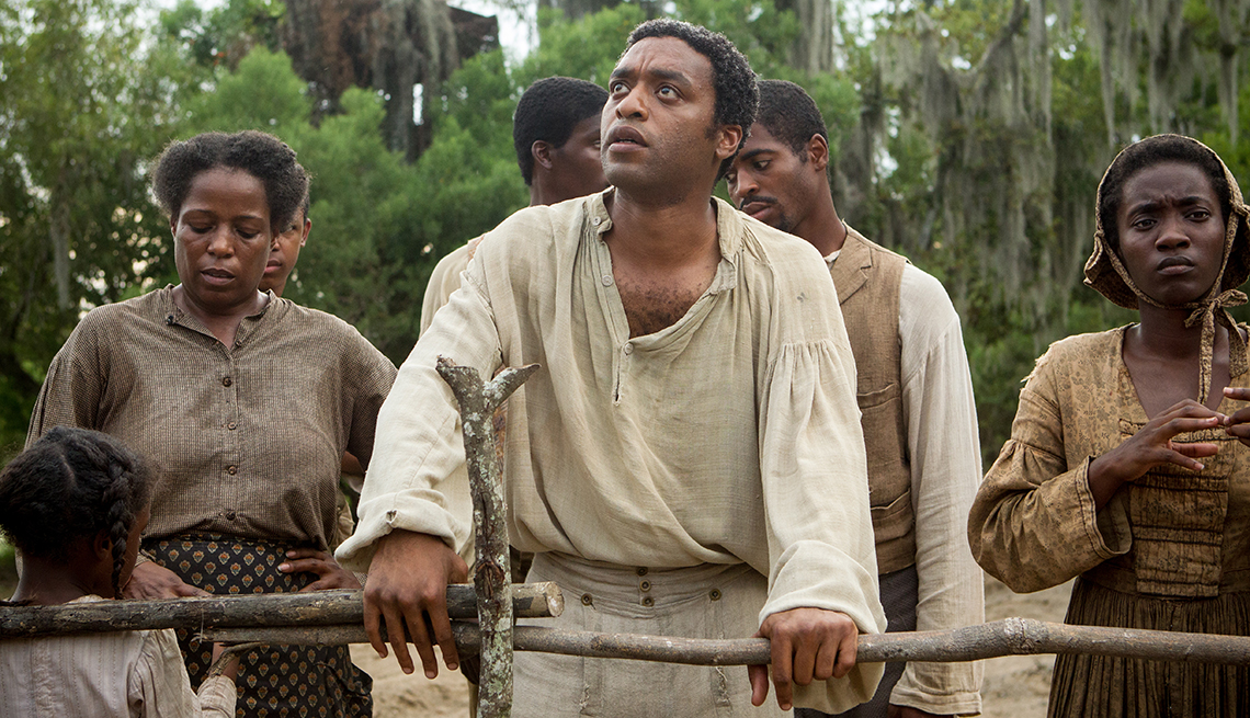 Chiwetel Ejiofor, Twelve years a slave, Movies for Grownups