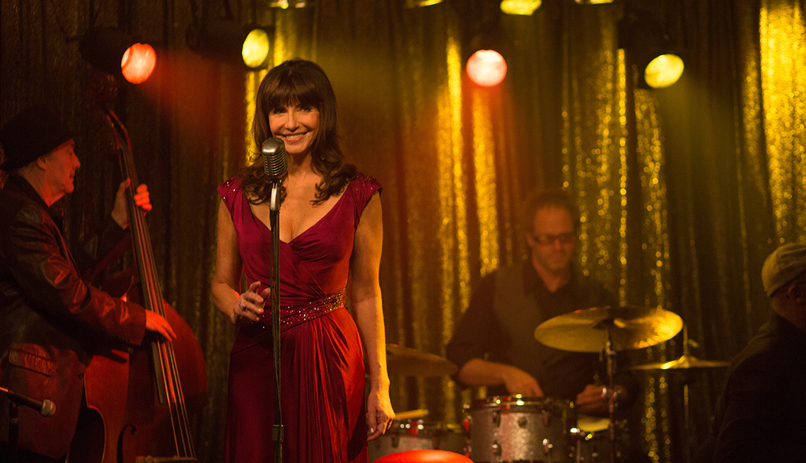 Mary Steenburgen, Last Vegas, Movies for Grownups