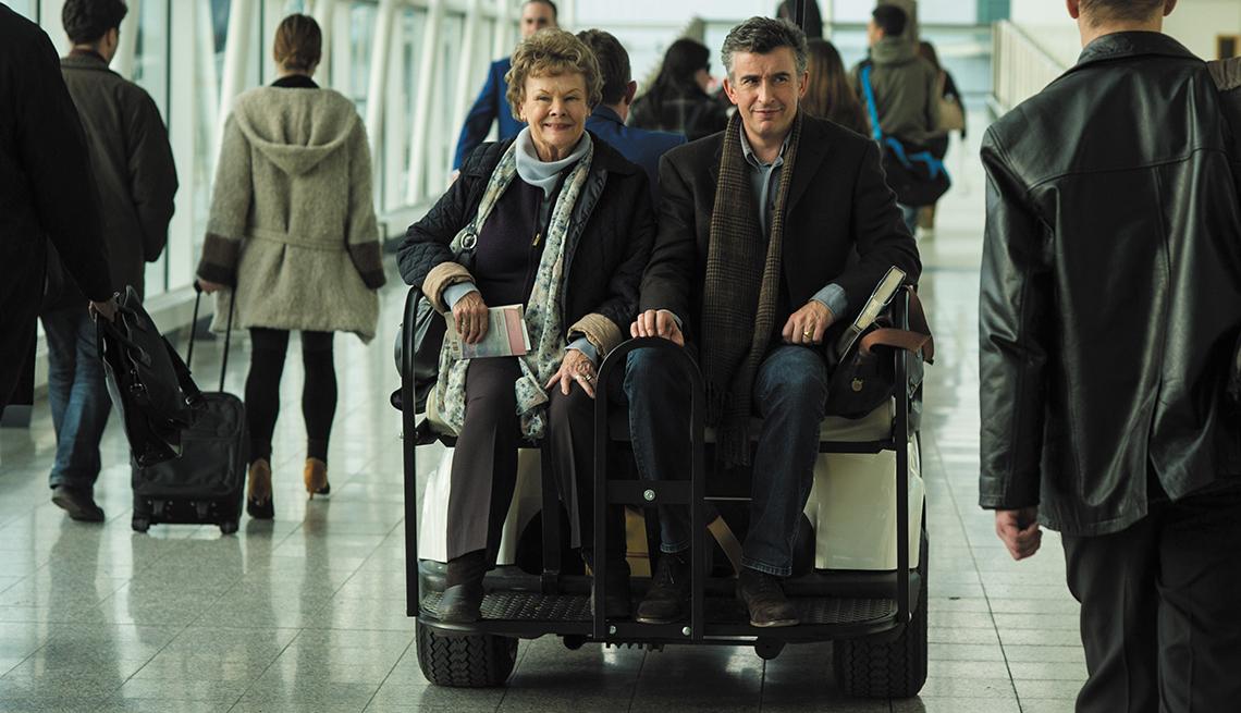Judi Dench, Steve Coogan, Philomena, Movies for Grownups