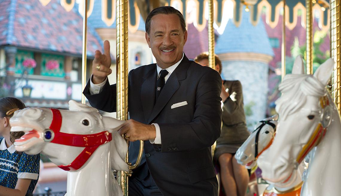 Tom Hanks, Saving Mr. Banks, Movies for Grownups