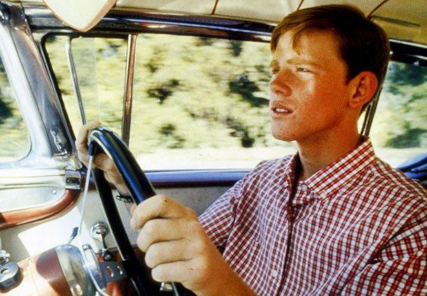 Ron Howard como Steve en la película American Graffiti - Películas esenciales para los boomers