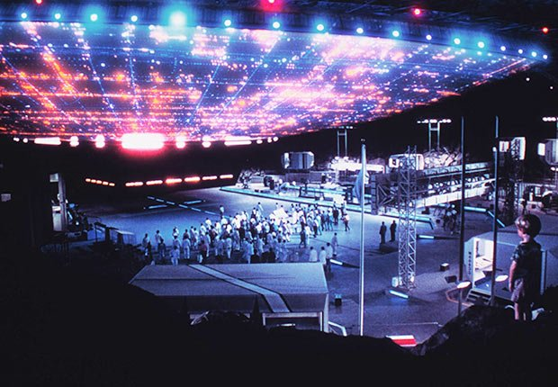 UFO SCENE CLOSE ENCOUNTERS OF THE THIRD KIND, Reader poll Boomer Movies