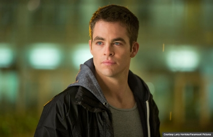 Chris Pine in Jack Ryan: Shadow Recruit (Courtesy Larry Horricks/Paramount Pictures)