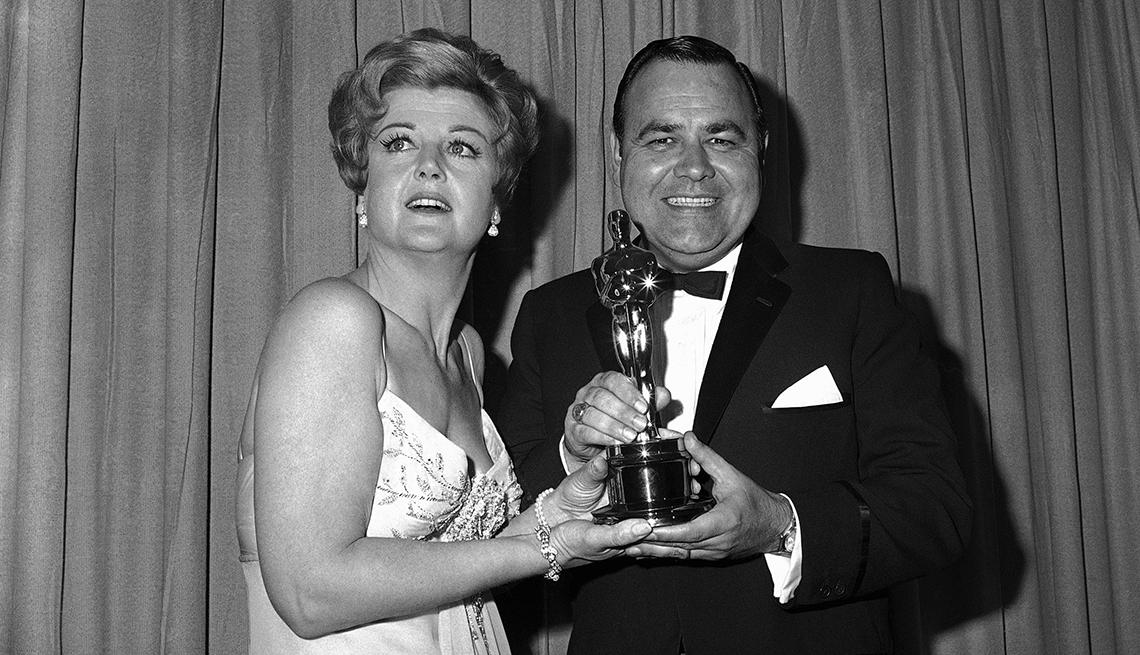 Jonathan Winters, Angela Lansbury, Academy Awards