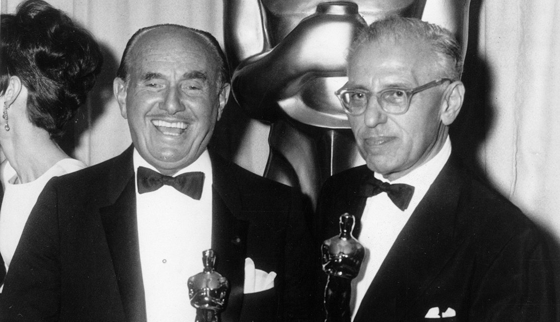 George Cukor, Best Director, My Fair Lady, Jack Warner