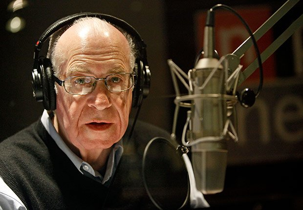 Carl Kasell, 80. April Milestone Birthdays.