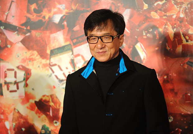 Jackie Chan, 60. April Milestone Birthdays.