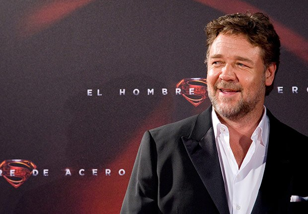 Russell Crowe, 50. April Milestone Birthdays.