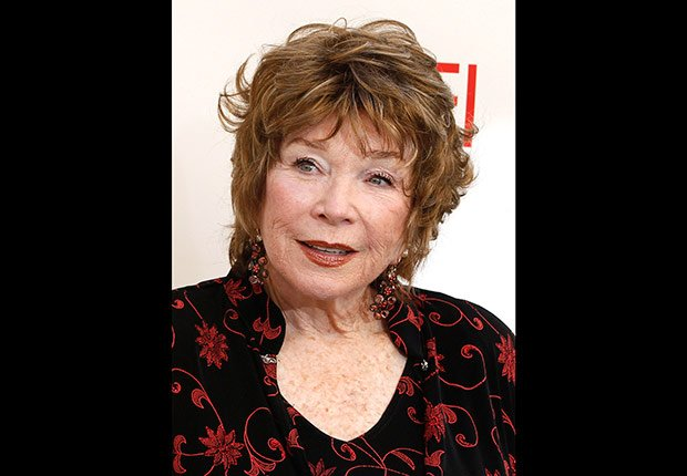 Shirley MacLaine, 80. April Milestone Birthdays.