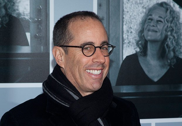 Jerry Seinfeld cumple 60 años este abril - Cumpleaños en abril
