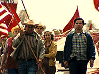 Michael Pena in Cesar Chavez.
