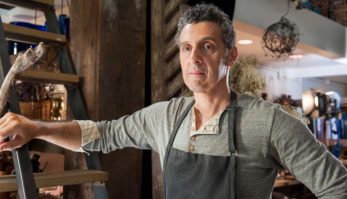 John Turturro, Fading Gigilo, movie review