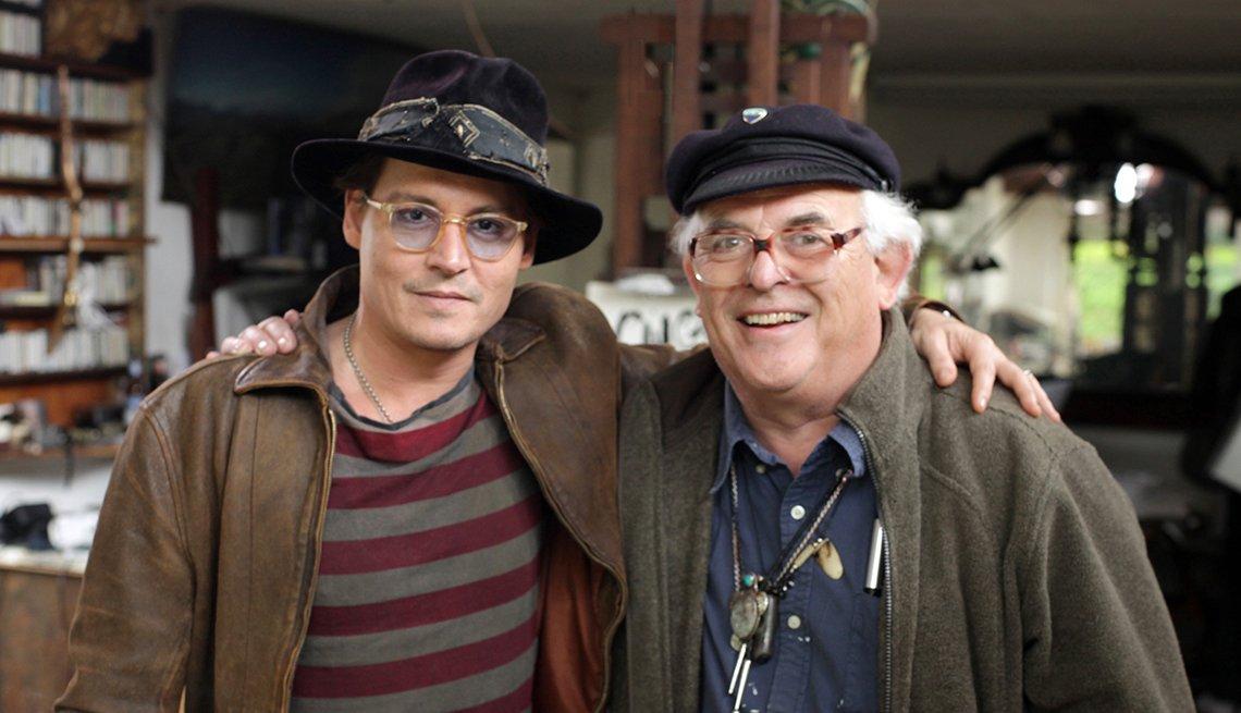 Johnny Depp, Ralph Steadman, For No Good Reason