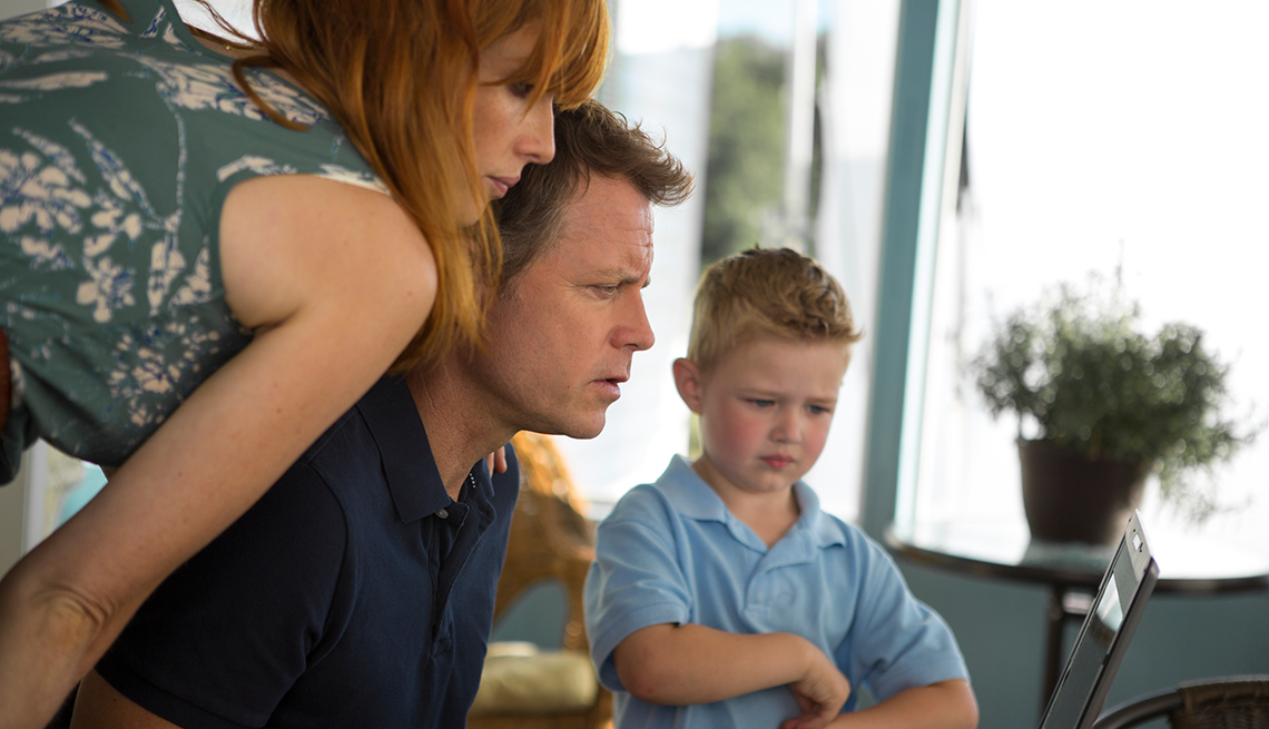 Kelly Reilly, Greg Kinnear, Connor Corum, Heaven Is For Real