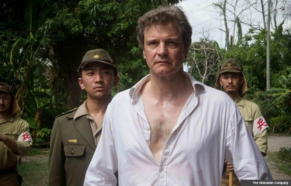 Colin Firth stars in The Railway Man