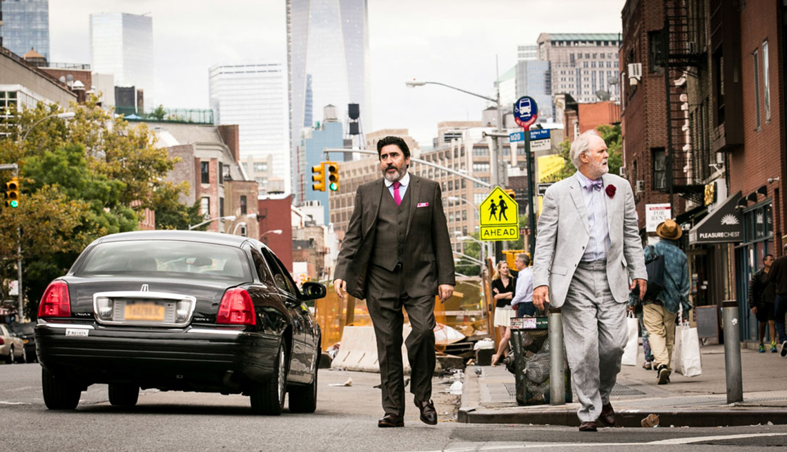 Alfred Molina, John Lithgow, Love is Strange, Summer Movie Preview