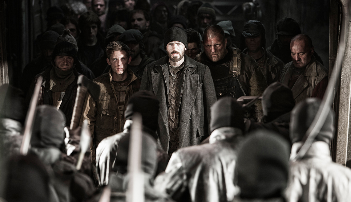 Jamie Bell, Chris Evans, Snowpiercer, Summer Movie Preview
