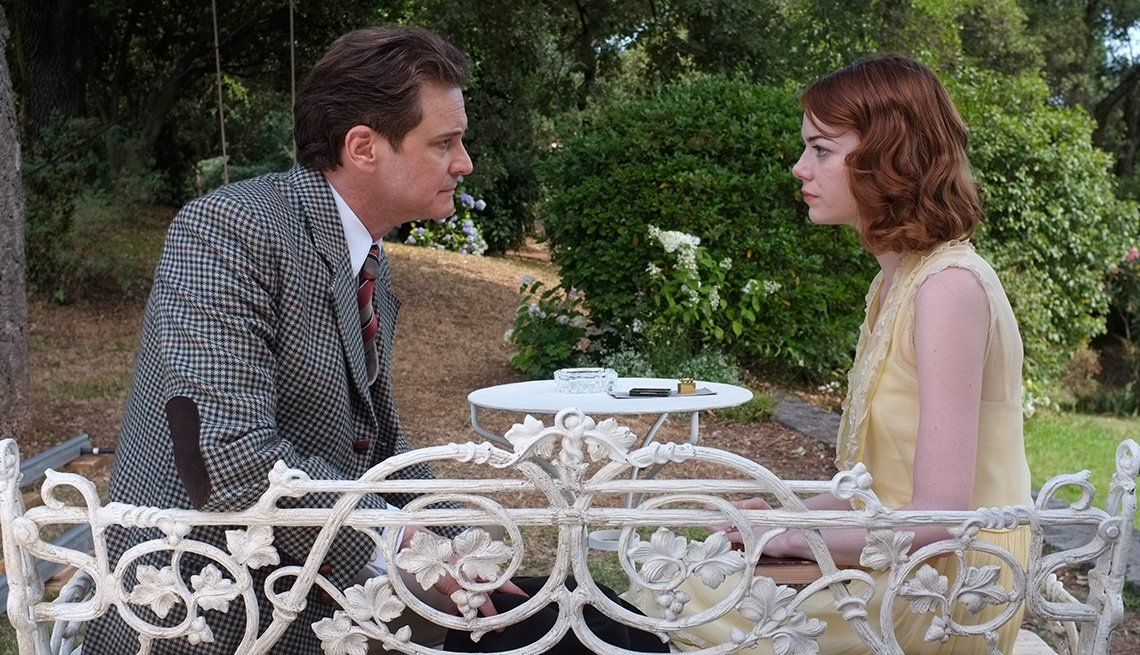 Colin Firth, Emma Stone, Magic in the Moonlight, Summer Movie Preview