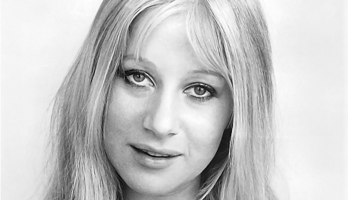 Helen Mirren, British Actress, Publicity Photo, 1970