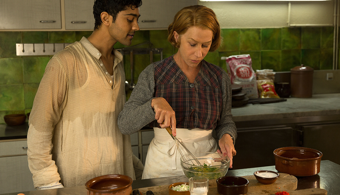 Manish Dayal, Helen Mirren, The Hundred-Foot Journey, summer movie preview