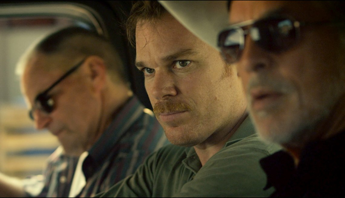 Don Johnson, Sam Shepard, Michael C. Hall, Cold in July, Summer Movie Preview