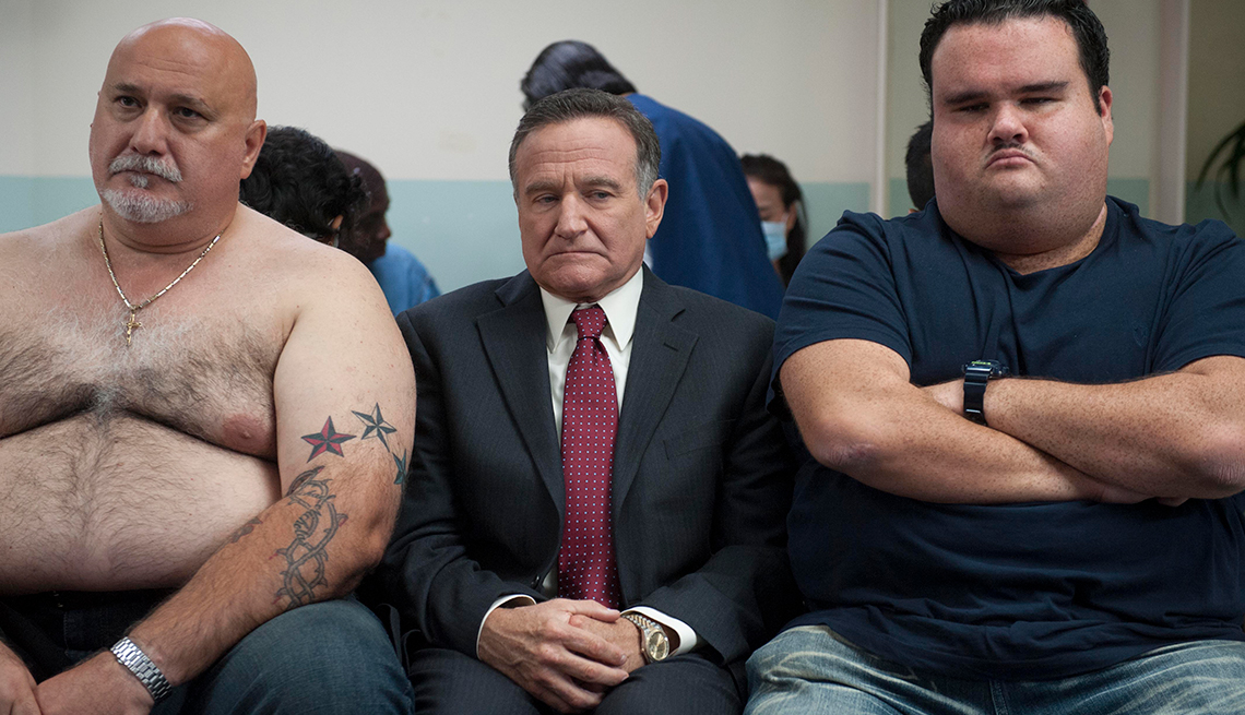 Robin Williams, The Angriest Man in Brooklyn, Summer Movie Preview