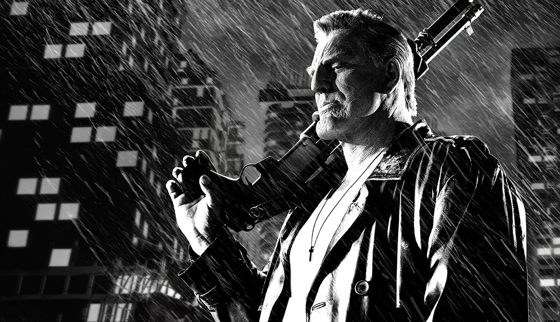 Mickey Rourke, Sin City, Summer Movie Preview