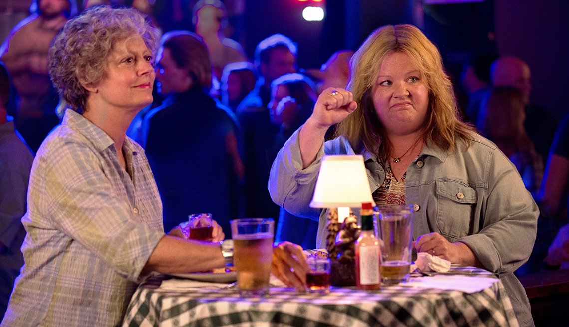 Susan Sarandon, Melissa McCarthy, Tammy, Summer Movie Preview
