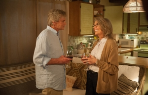 Michael Douglas and Diane Keaton star in And So It Goes.