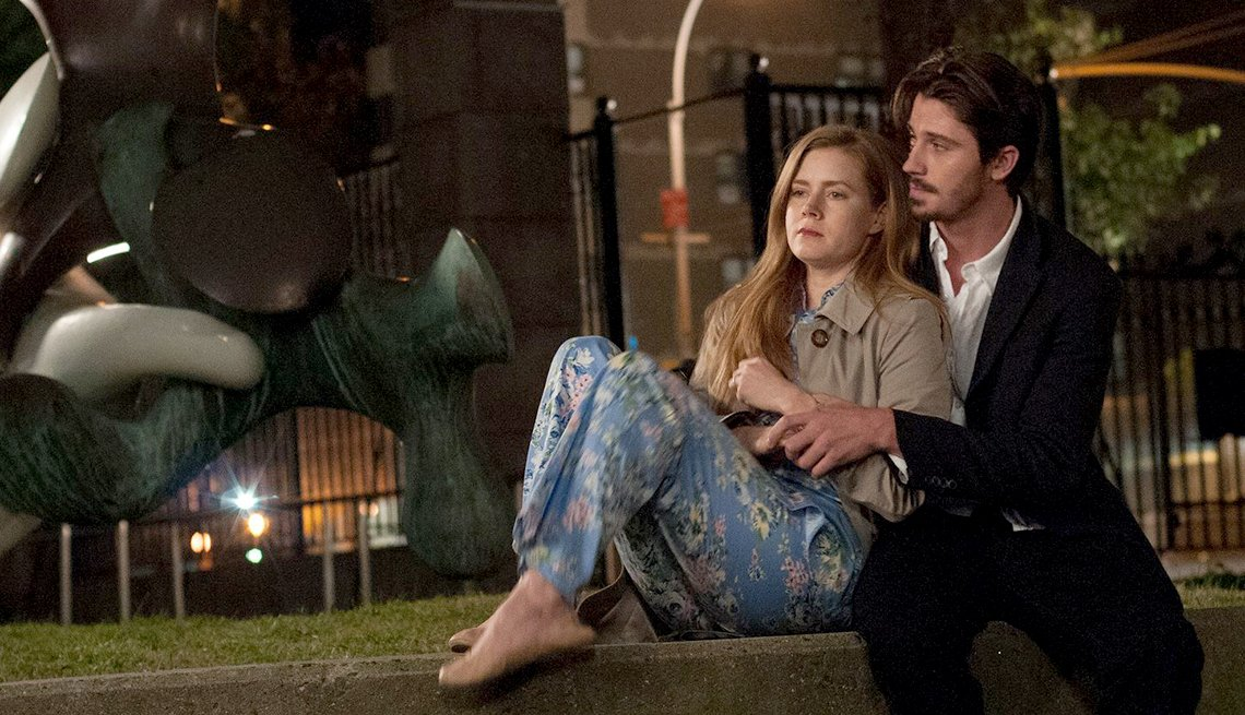 Amy Adams, Garrett Hedlund, Lullaby